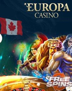 Europa free spins no deposit  cabonuscasino.com